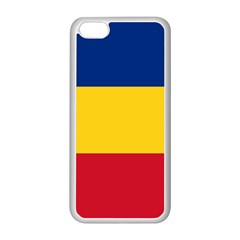 Gozarto Flag Apple Iphone 5c Seamless Case (white)