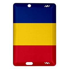 Gozarto Flag Amazon Kindle Fire Hd (2013) Hardshell Case