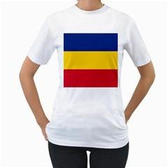 Gozarto Flag Women s T Shirt (white)