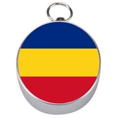 Gozarto Flag Silver Compasses