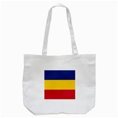 Gozarto Flag Tote Bag (white)