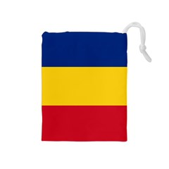 Gozarto Flag Drawstring Pouches (medium)