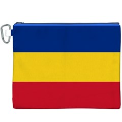 Gozarto Flag Canvas Cosmetic Bag (xxxl)