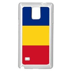 Gozarto Flag Samsung Galaxy Note 4 Case (white)