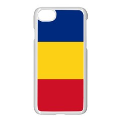 Gozarto Flag Apple Iphone 7 Seamless Case (white)