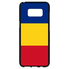 Gozarto Flag Samsung Galaxy S8 Black Seamless Case