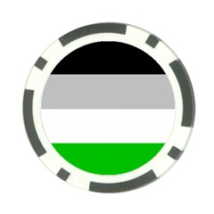 And Stripes Poker Chip Card Guard (10 Pack)