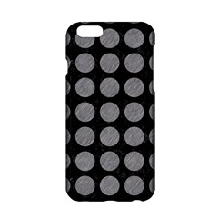 Circles1 Black Marble & Gray Colored Pencilcircle1 Black Marble & Gray Colored Pencil Apple Iphone 6/6s Hardshell Case