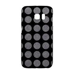 Circles1 Black Marble & Gray Colored Pencilcircle1 Black Marble & Gray Colored Pencil Galaxy S6 Edge