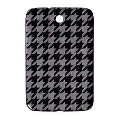 Houndstooth1 Black Marble & Gray Colored Pencil Samsung Galaxy Note 8 0 N5100 Hardshell Case