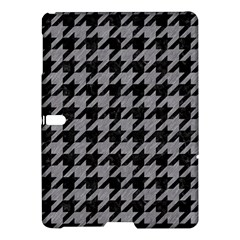 Houndstooth1 Black Marble & Gray Colored Pencil Samsung Galaxy Tab S (10 5 ) Hardshell Case