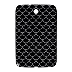 Scales1 Black Marble & Gray Colored Pencil Samsung Galaxy Note 8 0 N5100 Hardshell Case