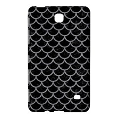 Scales1 Black Marble & Gray Colored Pencil Samsung Galaxy Tab 4 (7 ) Hardshell Case