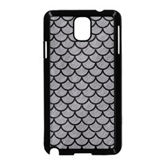 Scales1 Black Marble & Gray Colored Pencil (r) Samsung Galaxy Note 3 Neo Hardshell Case (black)