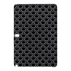 Scales2 Black Marble & Gray Colored Pencil Samsung Galaxy Tab Pro 10 1 Hardshell Case