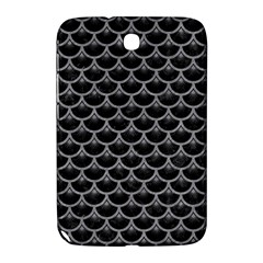 Scales3 Black Marble & Gray Colored Pencil Samsung Galaxy Note 8 0 N5100 Hardshell Case