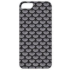 Scales3 Black Marble & Gray Colored Pencil (r) Apple Iphone 5 Classic Hardshell Case