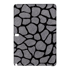 Skin1 Black Marble & Gray Colored Pencil Samsung Galaxy Tab Pro 10 1 Hardshell Case