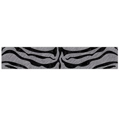 Skin2 Black Marble & Gray Colored Pencil (r) Flano Scarf (large)