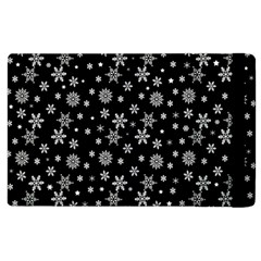 Xmas Pattern Apple Ipad 2 Flip Case