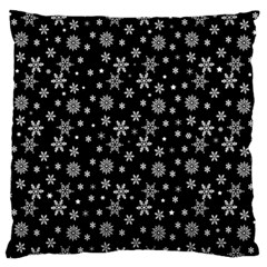 Xmas Pattern Standard Flano Cushion Case (two Sides)