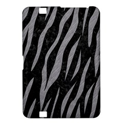 Skin3 Black Marble & Gray Colored Pencil Kindle Fire Hd 8 9