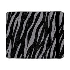 Skin3 Black Marble & Gray Colored Pencil Samsung Galaxy Tab Pro 8 4  Flip Case
