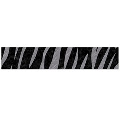 Skin3 Black Marble & Gray Colored Pencil Flano Scarf (large)
