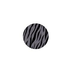 Skin3 Black Marble & Gray Colored Pencil (r) 1  Mini Buttons