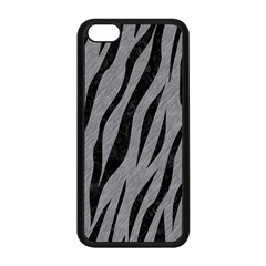 Skin3 Black Marble & Gray Colored Pencil (r) Apple Iphone 5c Seamless Case (black)