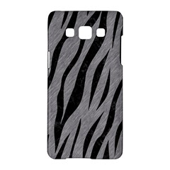 Skin3 Black Marble & Gray Colored Pencil (r) Samsung Galaxy A5 Hardshell Case