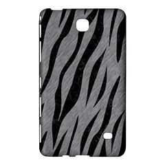 Skin3 Black Marble & Gray Colored Pencil (r) Samsung Galaxy Tab 4 (7 ) Hardshell Case