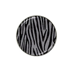 Skin4 Black Marble & Gray Colored Pencil Hat Clip Ball Marker (10 Pack)