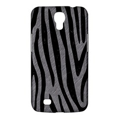 Skin4 Black Marble & Gray Colored Pencil Samsung Galaxy Mega 6 3  I9200 Hardshell Case