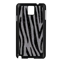 Skin4 Black Marble & Gray Colored Pencil Samsung Galaxy Note 3 N9005 Case (black)
