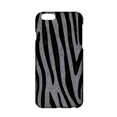 Skin4 Black Marble & Gray Colored Pencil Apple Iphone 6/6s Hardshell Case