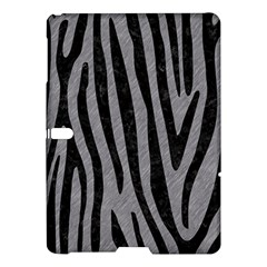 Skin4 Black Marble & Gray Colored Pencil Samsung Galaxy Tab S (10 5 ) Hardshell Case