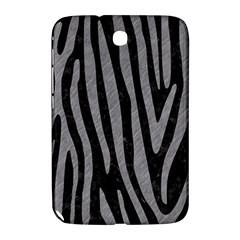 Skin4 Black Marble & Gray Colored Pencil (r) Samsung Galaxy Note 8 0 N5100 Hardshell Case