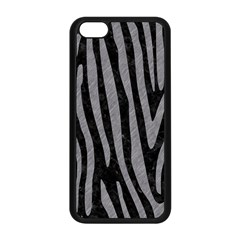 Skin4 Black Marble & Gray Colored Pencil (r) Apple Iphone 5c Seamless Case (black)