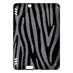 Skin4 Black Marble & Gray Colored Pencil (r) Kindle Fire Hdx Hardshell Case