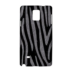 Skin4 Black Marble & Gray Colored Pencil (r) Samsung Galaxy Note 4 Hardshell Case