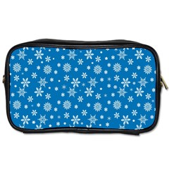 Xmas Pattern Toiletries Bags 2 Side
