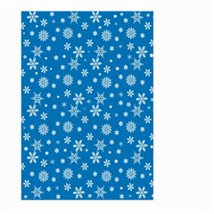 Xmas Pattern Large Garden Flag (two Sides)