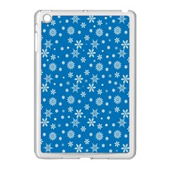 Xmas Pattern Apple Ipad Mini Case (white)