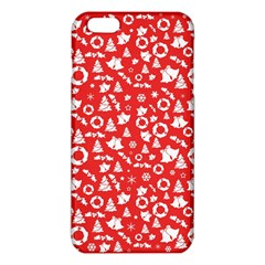 Xmas Pattern Iphone 6 Plus/6s Plus Tpu Case