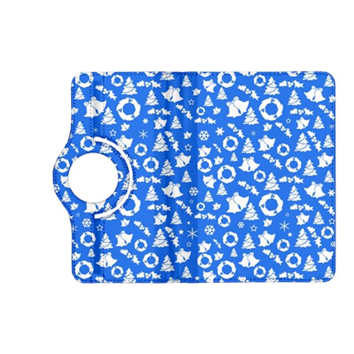 Xmas pattern Kindle Fire HD (2013) Flip 360 Case