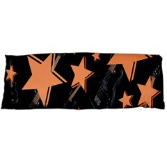Guitar Star Rain Body Pillow Case (dakimakura)