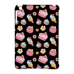 Sweet Pattern Apple Ipad Mini Hardshell Case (compatible With Smart Cover)