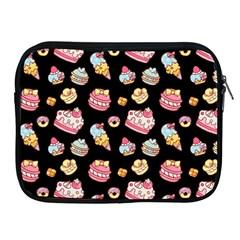 Sweet Pattern Apple Ipad 2/3/4 Zipper Cases