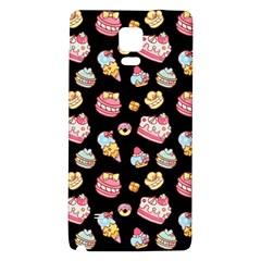 Sweet Pattern Galaxy Note 4 Back Case